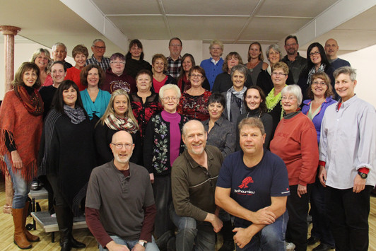 2016 Winter TwinRiversCommunityChoir