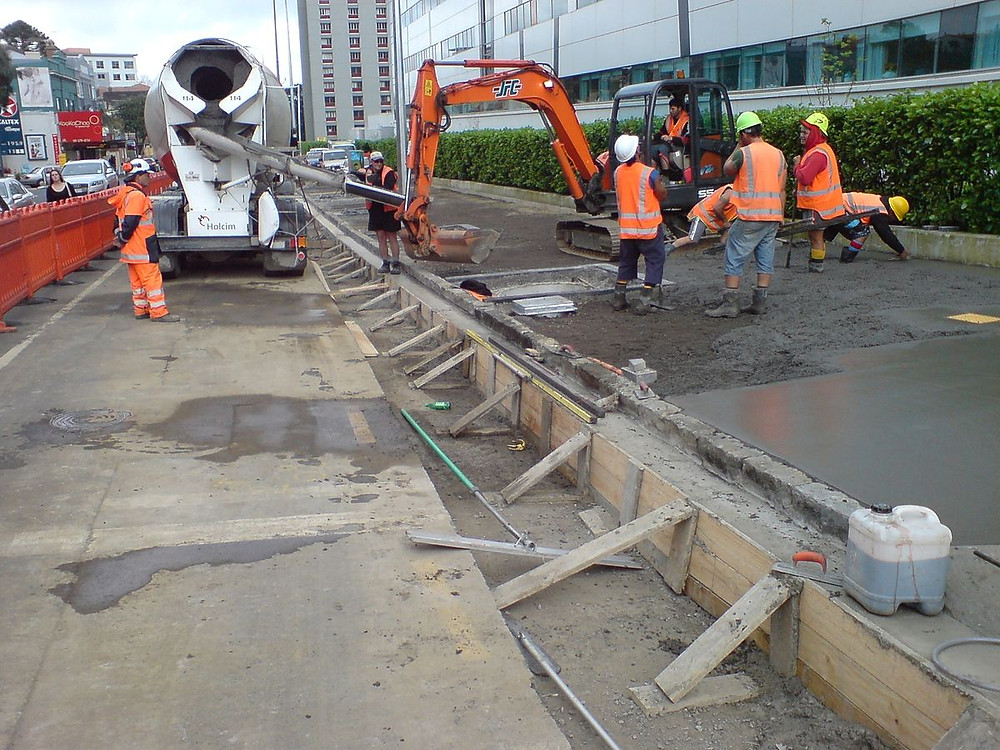 Kerb Contractor Malaysia