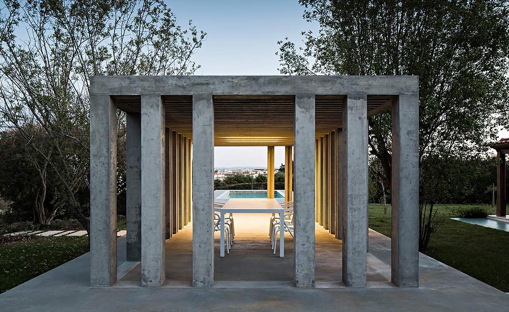 Fiberglass Pillar