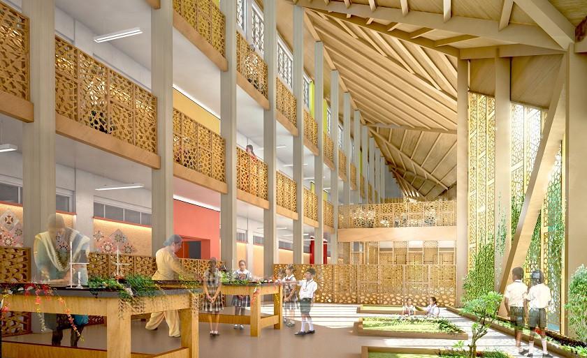 School Design Malaysia