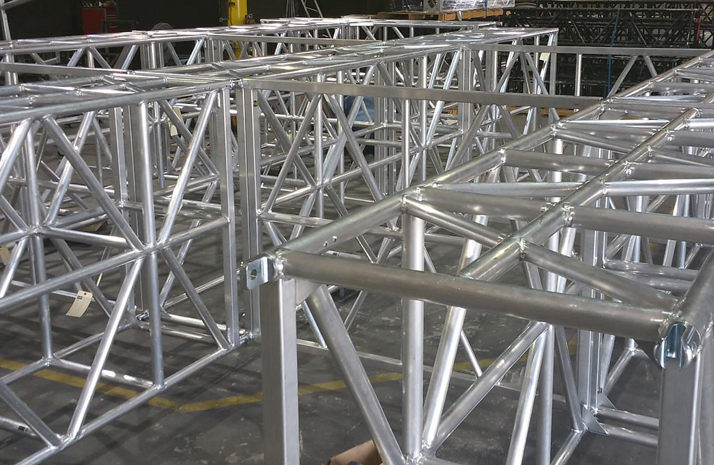 Aluminium Truss Contractor Malaysia