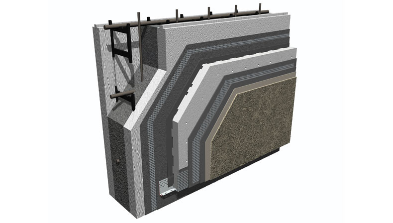 Insulated Concrete Form Layers