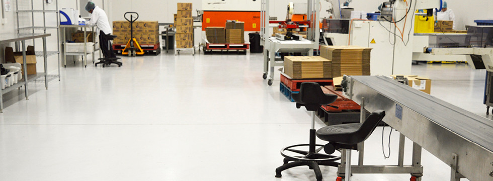Industrial Flooring Specialist Malaysia