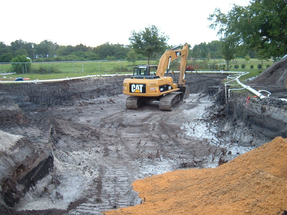 Earthworks Contractor Malaysia