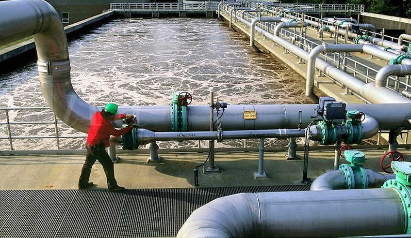 Sewage Plant Piping System Malaysia