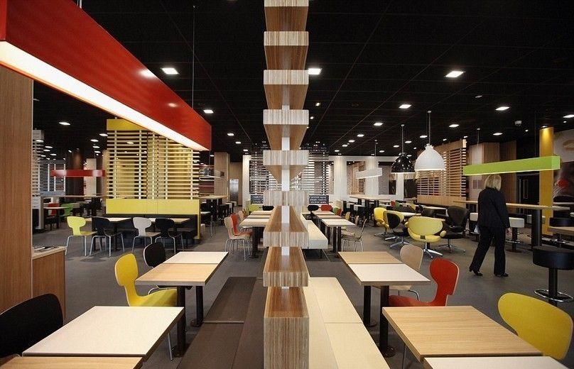 Fast Food Restaurant Designer Malaysia
