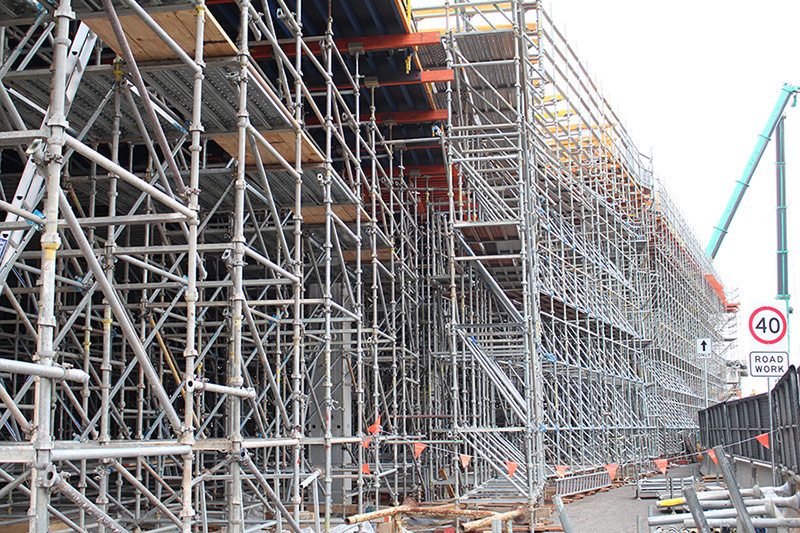 Infrastructure Scaffold System Supplier Malaysia