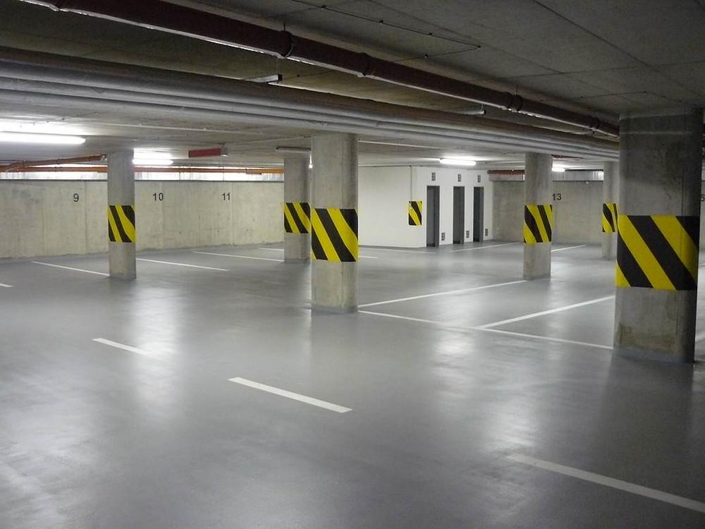 Car Park Flooring Contractor Malaysia