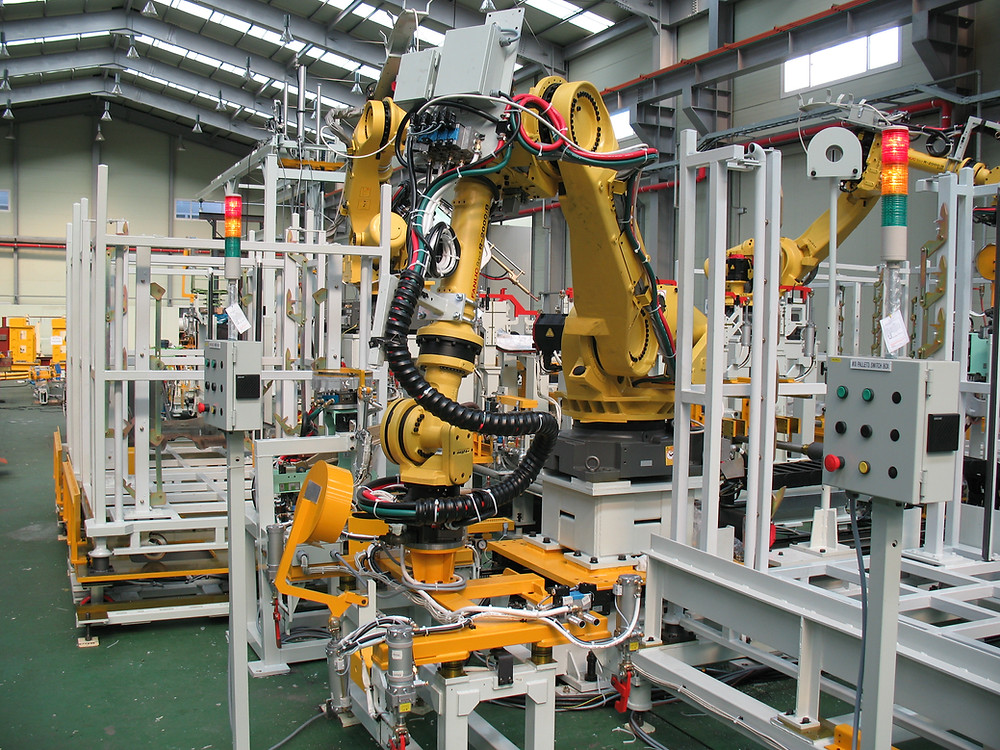 Manufacturing Equipment Malaysia