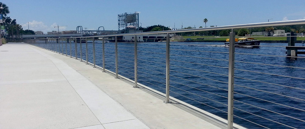 Stainless Steel Cable Railing Malaysia