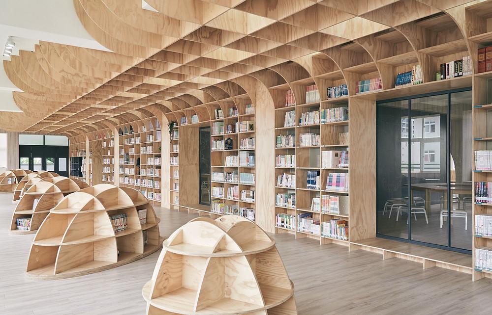Library Renovation Malaysia