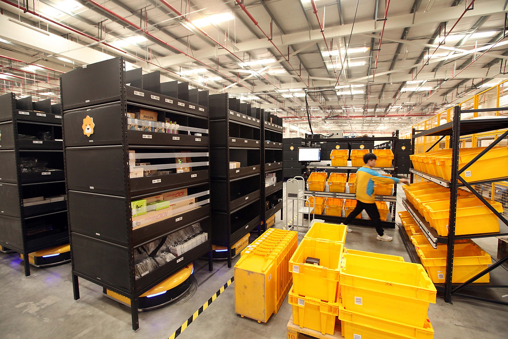 Efficient Warehouse Contractor and Designer Malaysia