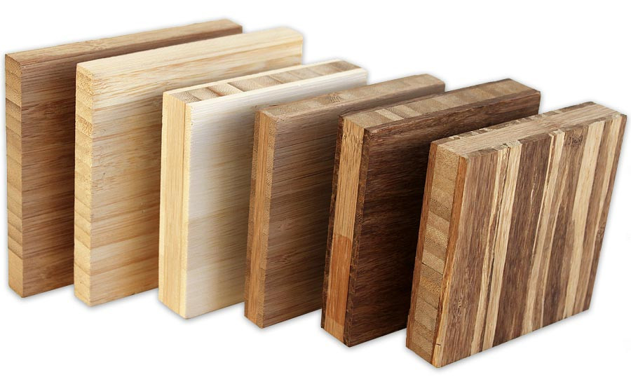 Bamboo Based Particle Board