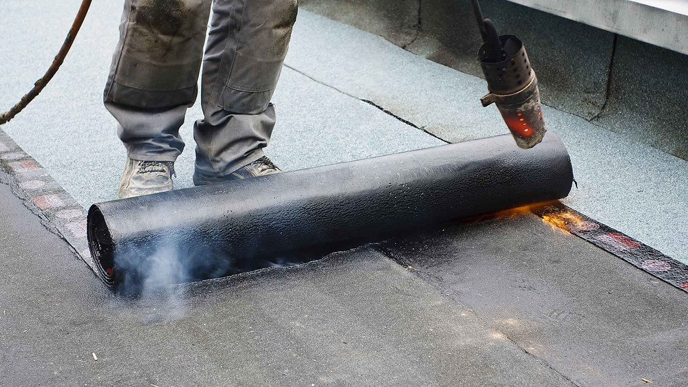 Torch On Membrane Bitumen Malaysia