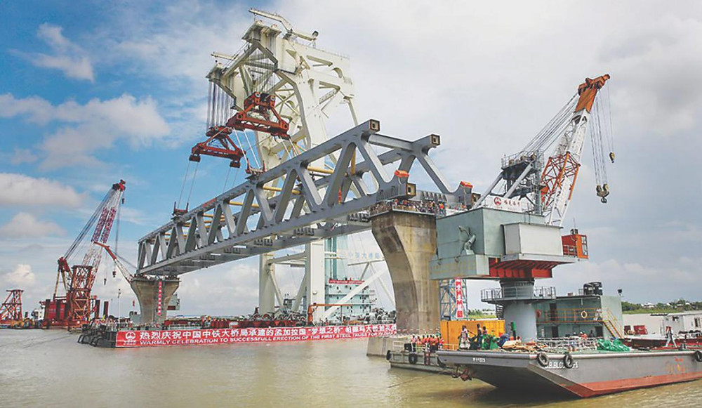 Infrastructure Works Malaysia