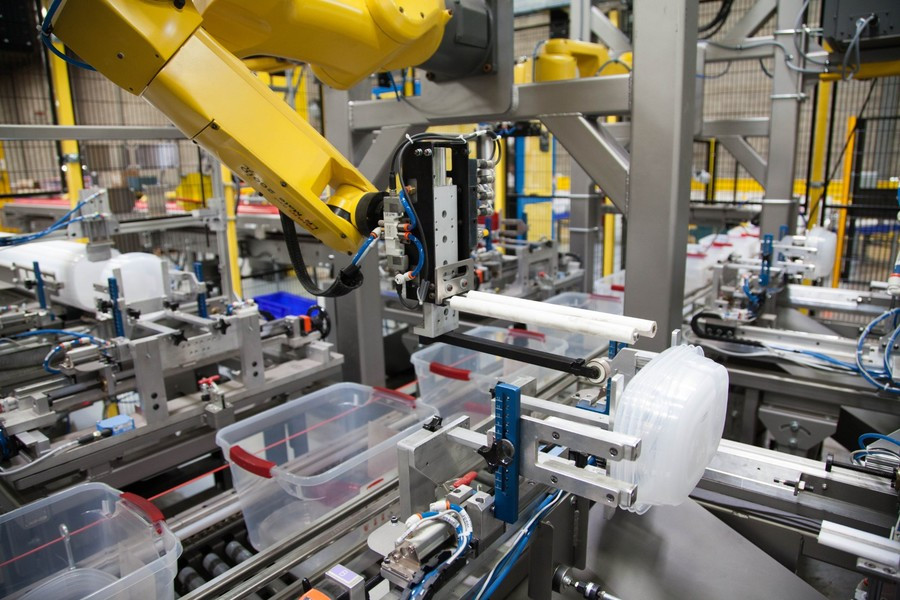 Automated Robotic Production System Malaysia