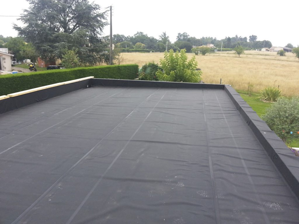 Roofing Waterproof Membrane Contractor Malaysia