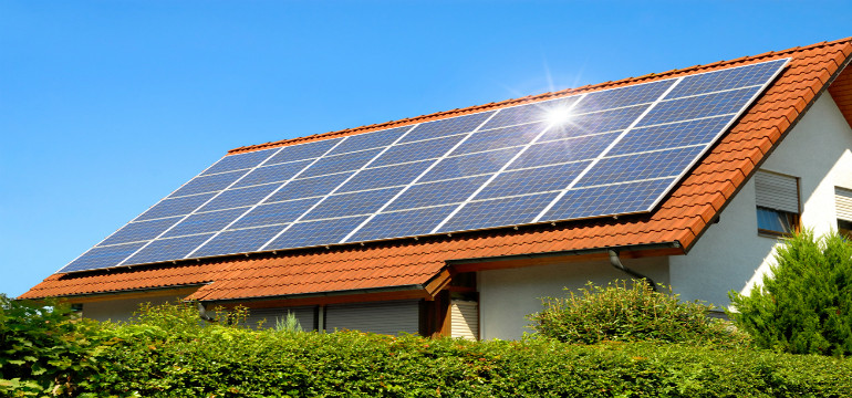 Solar Panel PV Roof Panel Malaysia