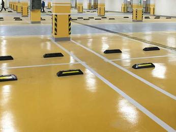 Car Park Coating Contractor | Epoxy Floor Malaysia