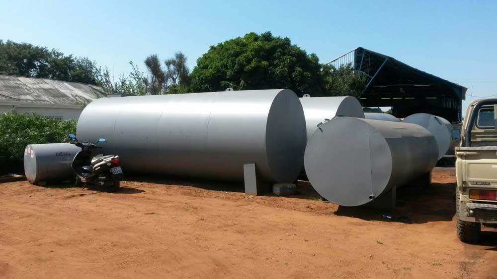 Mild Steel Diesel Trailer Malaysia