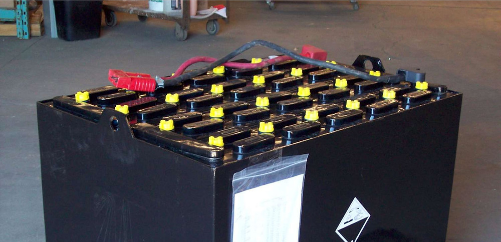 Industrial Battery Supplier Malaysia