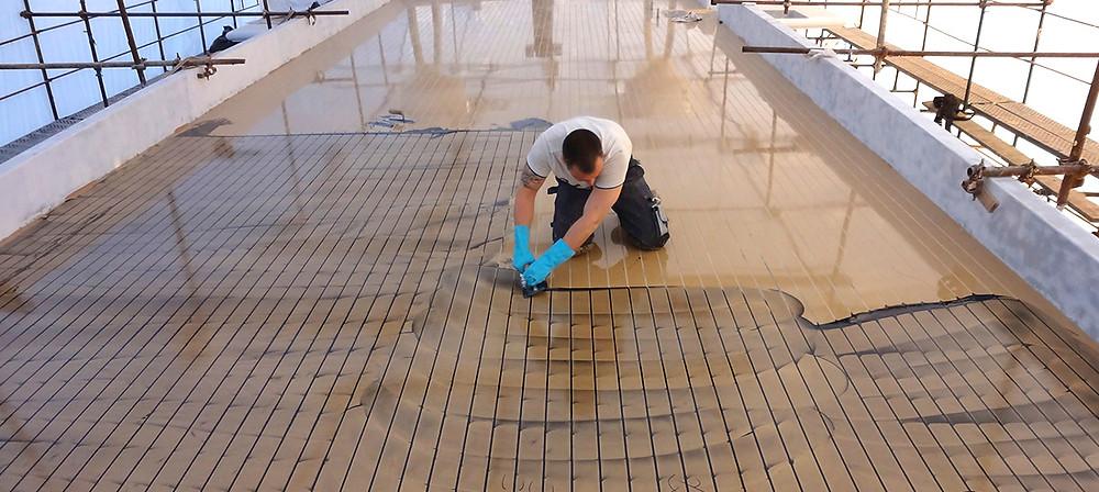 Ship Deck Installation Malaysia