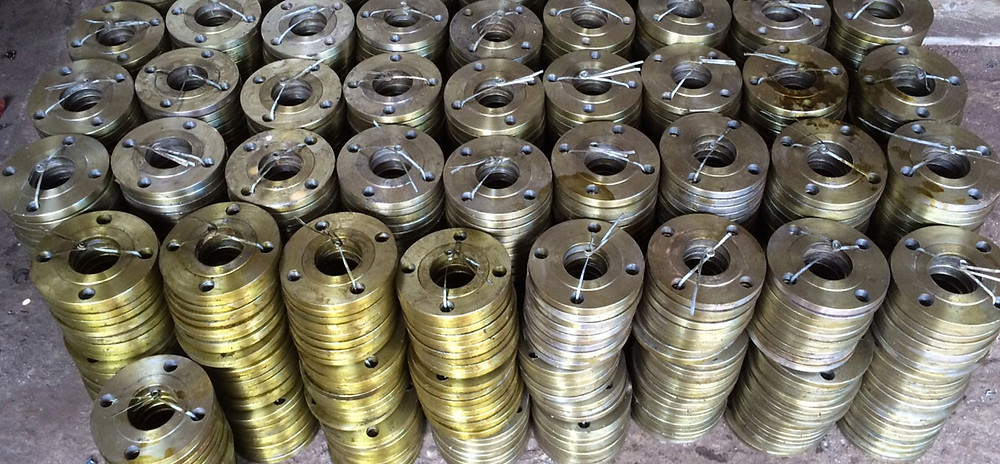 Stainless Steel Blind Flanges Malaysia