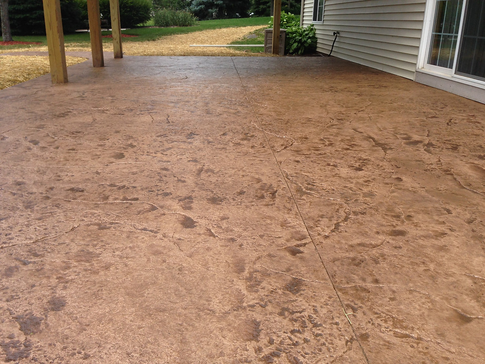 Heavy Stone Stamped Concrete Contractor Malaysia