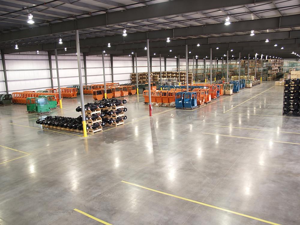 Floor Hardener Supplier Malaysia