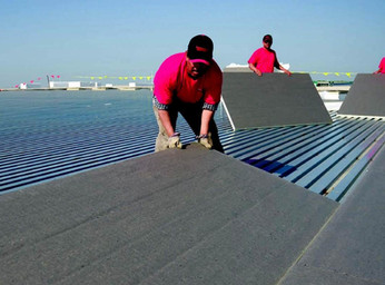 Roof Insulation Material | Supplier & Contractor Malaysia
