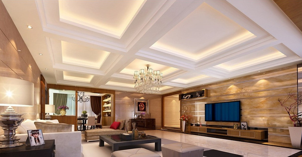 Plaster Ceiling Panel Contractor Malaysia
