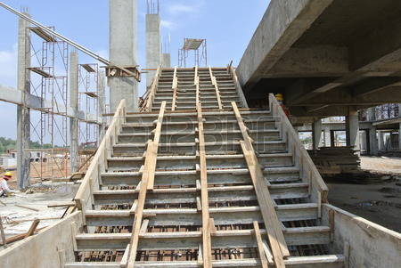 Timber Staircase Formwork Malaysia