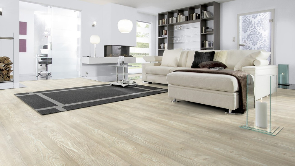 White Laminate Flooring Malaysia