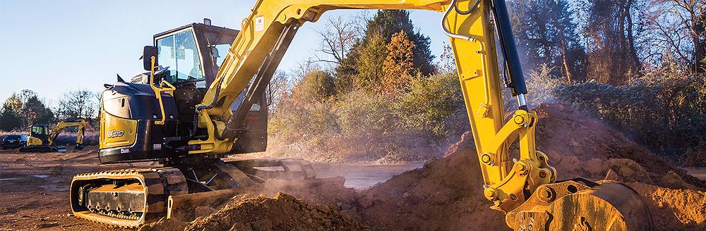 Soil Excavator Supplier Malaysia