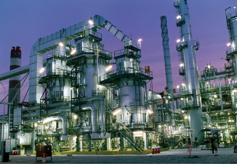 Industrial Plant Builder Malaysia