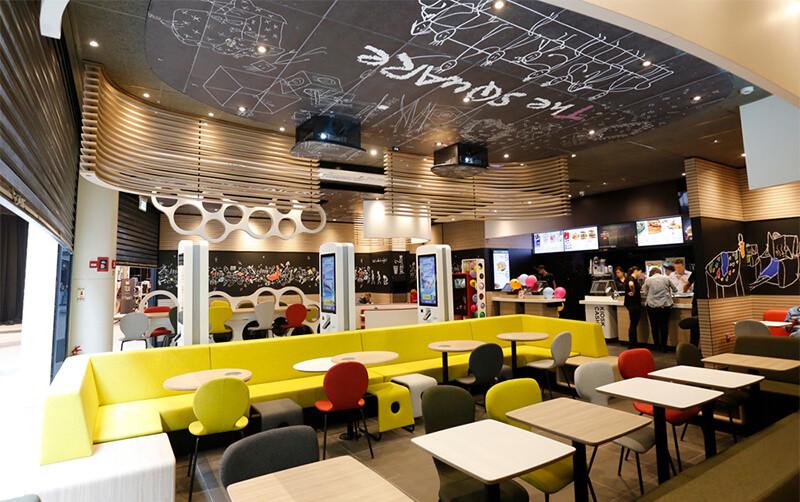 Restaurant Designer Malaysia