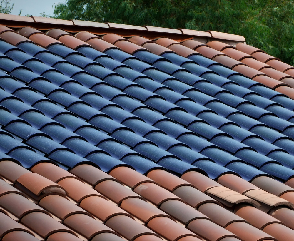 Solar Panel Roof Tiles Malaysia