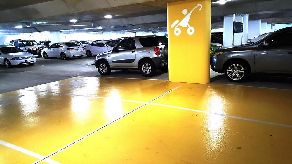 Anti-Skid Car Park Floor Supplier Malaysia