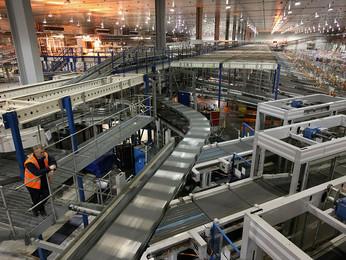 Conveyor System Contractor Malaysia | New & Maintenance
