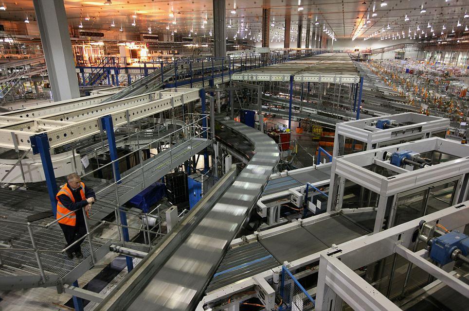 Conveyor System Contractor Malaysia