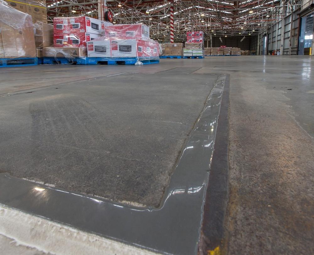 Concrete Floor Repair Contractor Malaysia