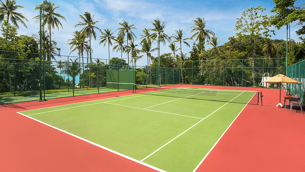 Tennis Court Contractor Malaysia