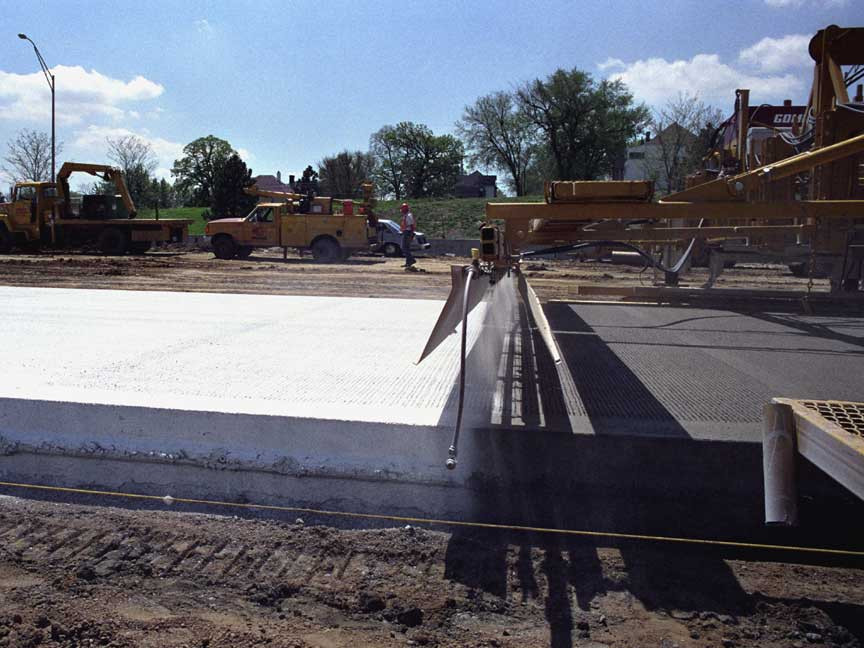 Concrete Slab Curing Compound Supplier Malaysia