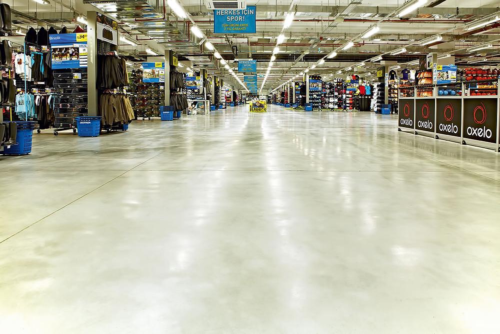 Non Metallic Floor Hardener Malaysia