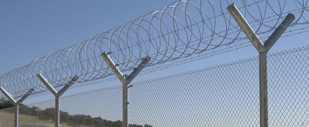 Barbed Wire Mesh Fences Malaysia