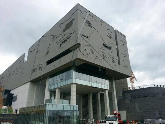 Terracotta Facade Panel Malaysia