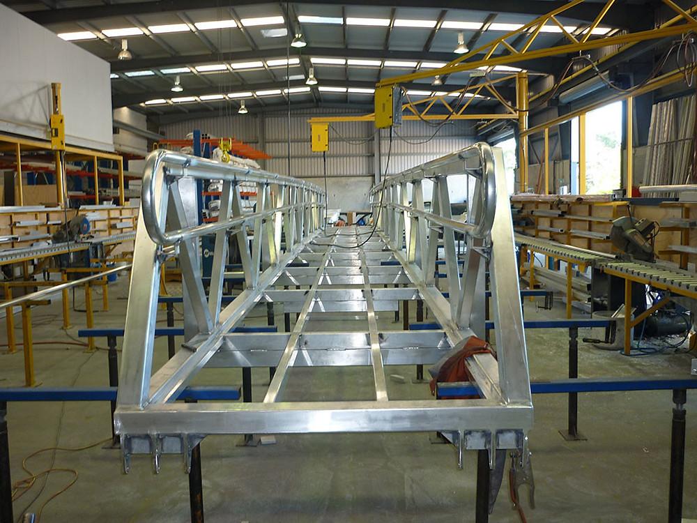 Metal Steel Fabrication Malaysia