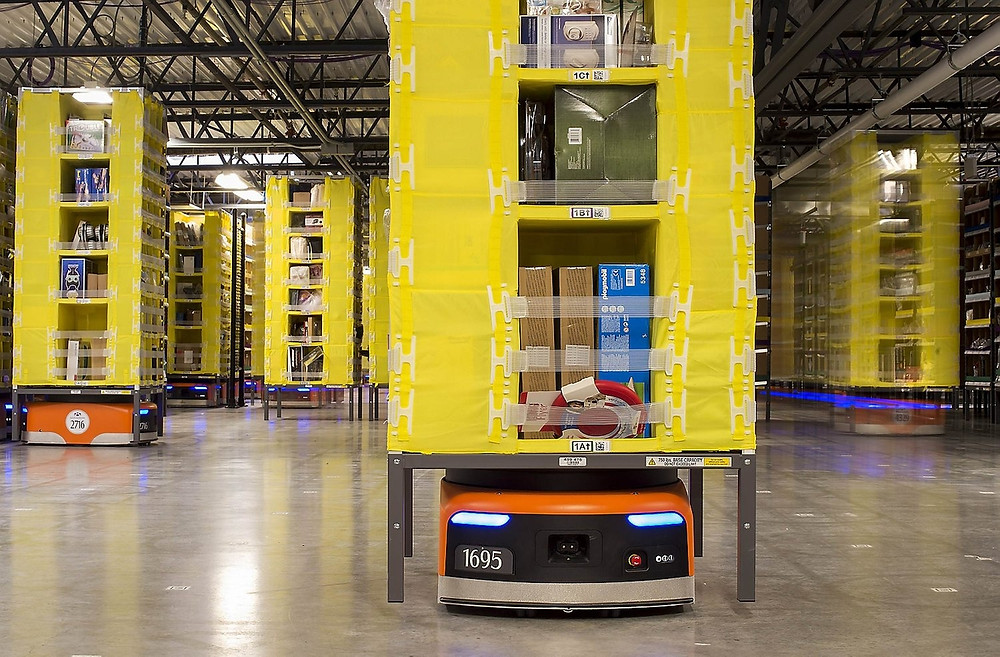 Automation Warehouse Specialist Malaysia
