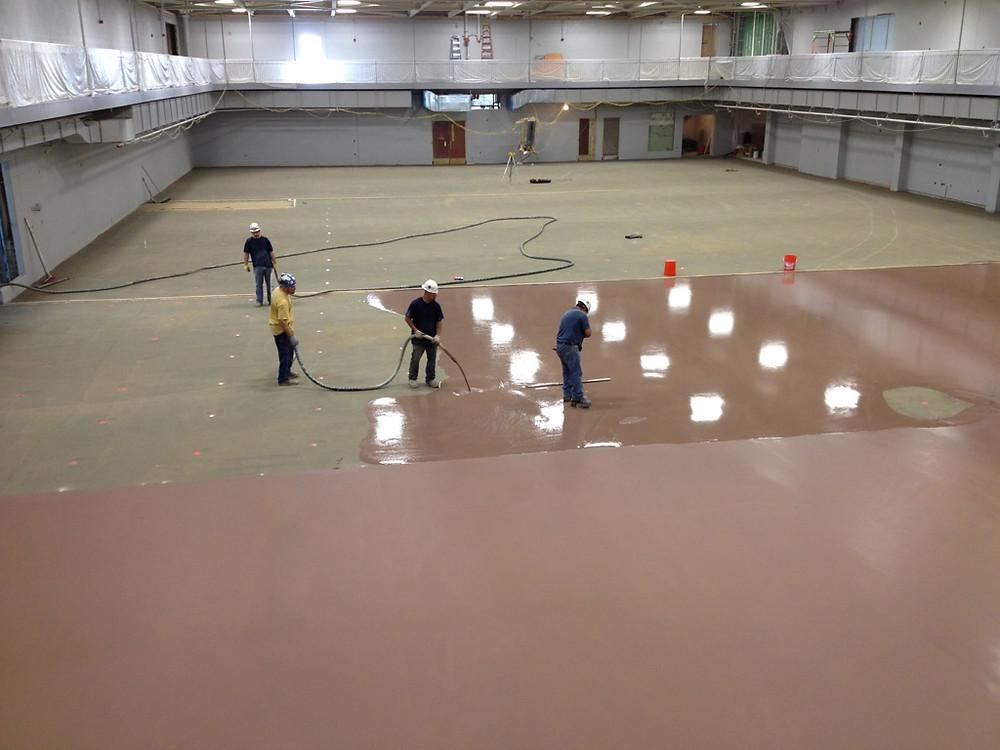 Concrete Polishing Malaysia