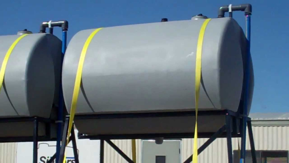 HDPE Elevated Tank Supplier Malaysia